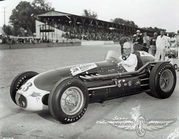 ... レース中の事故の記録 1950年代