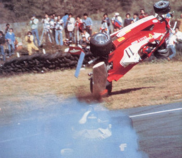 1977年F1日本GP